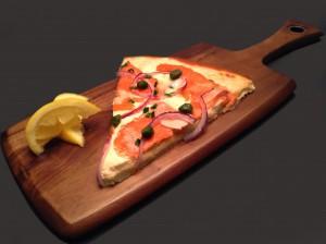 Pizza Faisselle